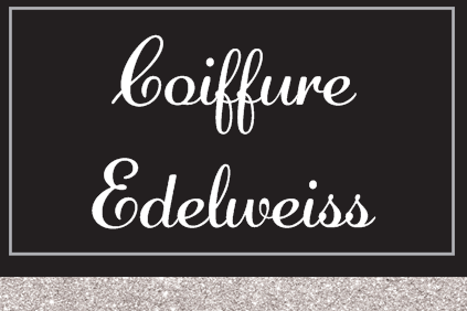 Coiffure Edelweiss Elvire Holvoet
